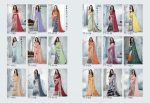 t and m designer tatvam issue- 11 saree catalog