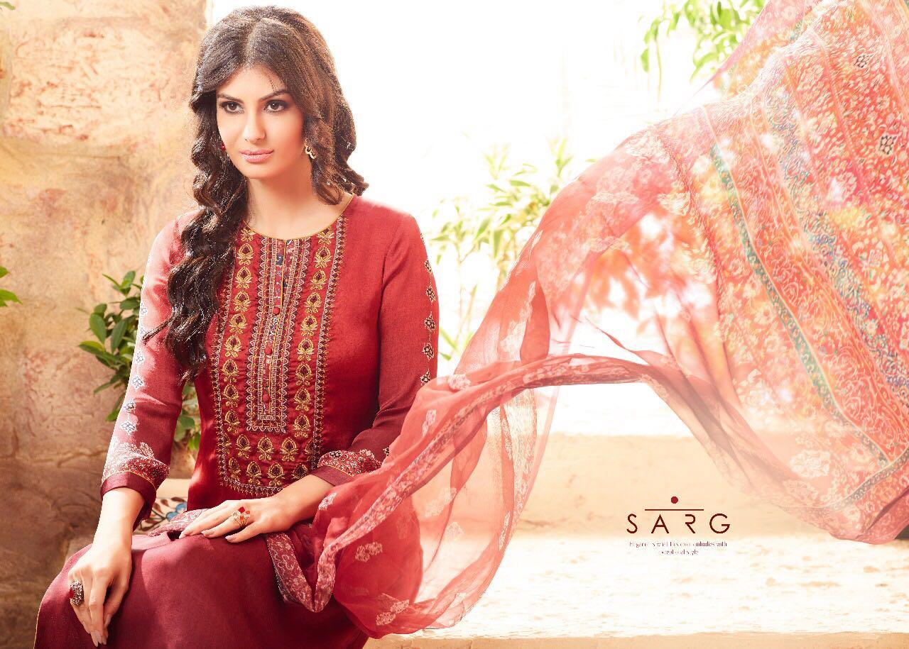 sarg aradhya salwaar kameez collection wholesale prices. Black Bedroom Furniture Sets. Home Design Ideas
