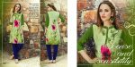 KAJREE FEATHER VOLUME 3 FANCY RAYON PRINT KURTIS